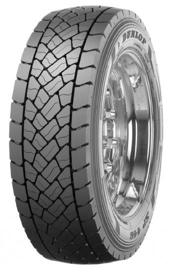Dunlop  SP446 265/70 R17,5 139/136 M Záberové