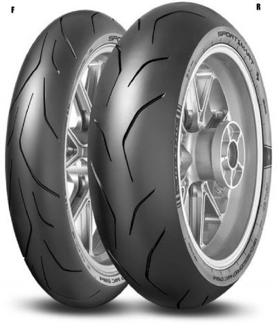 Dunlop  SPOR SMART TT 160/60 R17 69 W